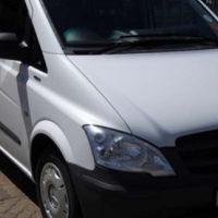 Mercedes Benz Vito 116 CDI CREWBUS MANUAL
