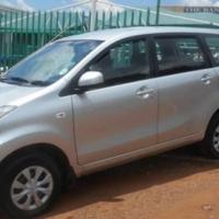 Toyota Avanza 1.5 SX FINANCE AVAILABLE