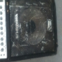 Behringer Bass Amp Bx1200