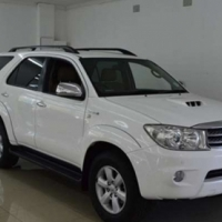 Toyota Fortuner 3.0D 4D automatic