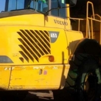 Dumpers Volvo Volvo A35D