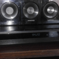 sumsang home theater still mint no scratch
