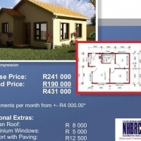 Launch of Great new 2/3 bedroom Housing Development Springs/Benoni