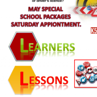 Learners lessons license