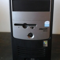 MECER PENTIUM 4 TOWER IN PERFECT CONDITION CHEAP QUICK SALE!!!