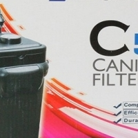 NEW - Dophin Canister filter C500 - 1130 L/H