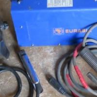 Eurasia 140 Amp Inverter Welder