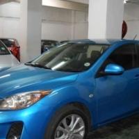 Mazda 3 3 1.6 Dynamic 2010 Manual