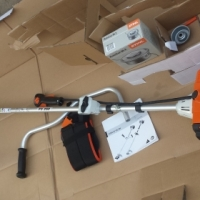 brand new stihl bruch cutter