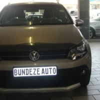 Pre owned 2013 Polo cross .1.6 engine comfort line