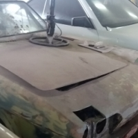 Scimitar for restoration