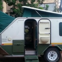 Baraka 4x4 Caravan for sale