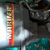 Mariner 45 hp Outboard Motor