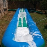 Inflatable Waterslide for Sale