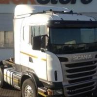 Scania R470 LA 6x4 MSZ Scania