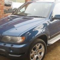 BMW X series SUV x5 4.4i Full House