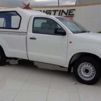 Toyota Hilux 2.0 VVTI SINGLE CAB