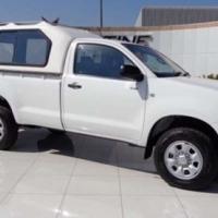 Toyota Hilux 2.5D-4D SRX R/B P/U S/C