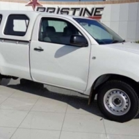 Toyota Hilux 2.5D4D SINGLE CAB