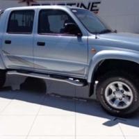 Toyota Hilux 2700I RAIDER R/B DOUBLE CAB