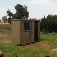 Portable camping bathroom / shower