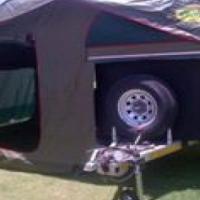 Eco 4x4 kamp sleepwa te koop