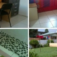 Furnished student accommodation  * equipped with, bed, desk, chair, built in cupboards
