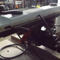 Dewalt 7770 Power Shop 250 Radial Arm Saw