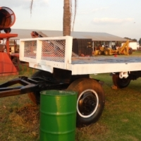 Selling this Farm 4 ton trailer at discount price