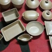 Set van 26 Crockery Set