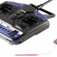 Bait boat radios