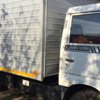 More Urgent : 2 T Nissan Cabstar with Volume body