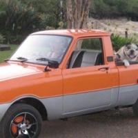 Mazda F1000 1977