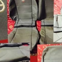 Ripstop seat covers