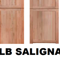 DOOR SALIGNA SOLID STABLE
