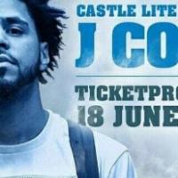 J Cole General Admission Ticket