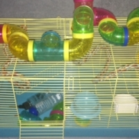 Dulux Large Rat/Hamster cage for sale