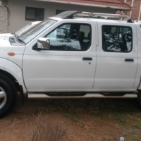 "2010 Nissan NP300 Bakkie accident free ""Good Running Condition"""