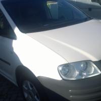 Caddy panel van 1.6 2007 - warranty