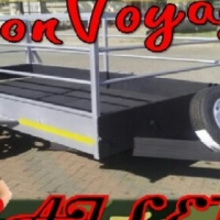 Brand New Trailers of various sizes for sale