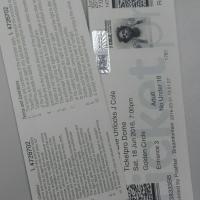JCole GOLDEN Circle ticket for Sale!!