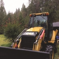 2013 CAT 420-FIT Case Quick Change With Extended
