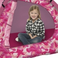 Army Tent  (Pink)