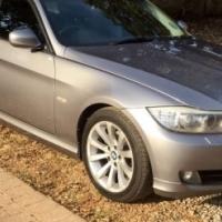 2011 BMW 320d E90 Facelift