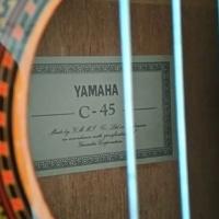 Yamaha C-45 Guitar