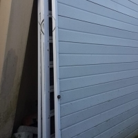 Motorised Garage Doors  In excellent condition.