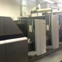 Buy Used 2011 Heidelberg CX102-5-LX Machine