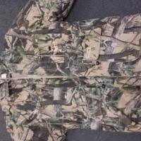 Sniper padded parka jacket