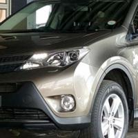 Toyota Rav4 2.5VX Auto