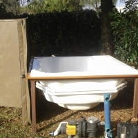 Jacuzzi 4-6 Seater